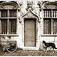 Dans les rues de Brugges