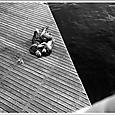 Sur le port de Barcelone